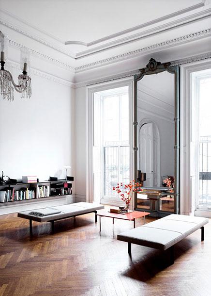 Klassieke woonkamer ideeën uit New York | Inrichting-huis.com