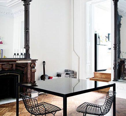 Open keuken met leuke idee n inrichting for Klassieke woonkamer inrichting