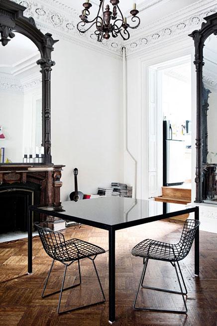 klassieke woonkamer ideeà n uit new york inrichting huis
