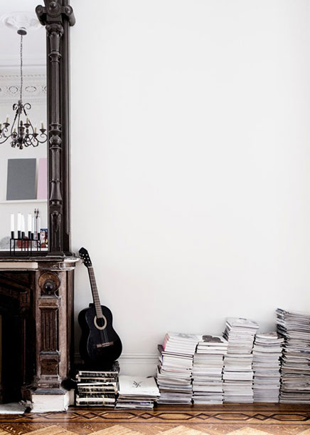 Klassieke woonkamer ideeën uit New York