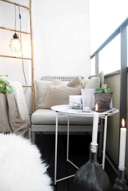 klein balkon inrichten met een budget van 500 inrichting. Black Bedroom Furniture Sets. Home Design Ideas