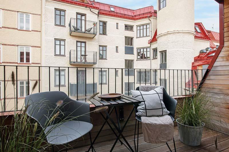 klein balkon inspiratie