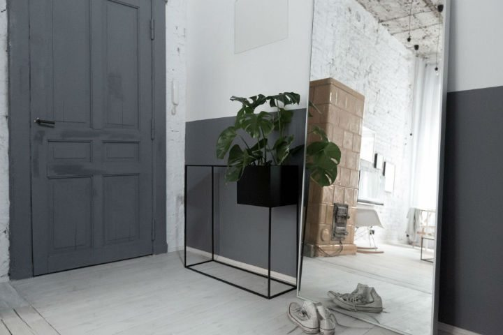 Dit klein huurappartement van 35m2 uit Polen is super leuk ingericht in de Scandinavische stijl!