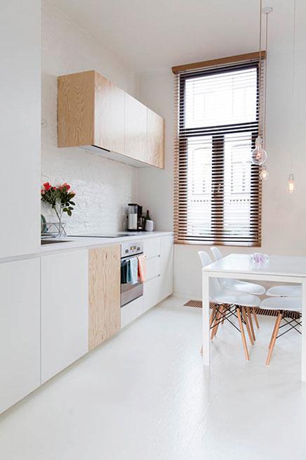 Klein loft appartement uit antwerpen van 40m inrichting for Inrichting kleine woning
