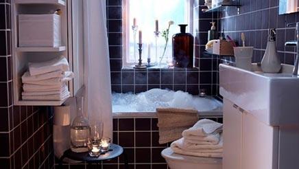 Kleine badkamers zijn uitdagend | Inrichting-huis.com