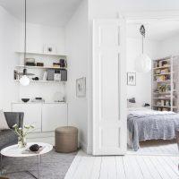 Dit kleine en lichte appartement is super fijn ingericht!