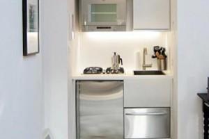 Kleine keuken inrichting - Optimaliseren van een kleine keuken ...