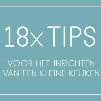 18x Kleine keuken tips