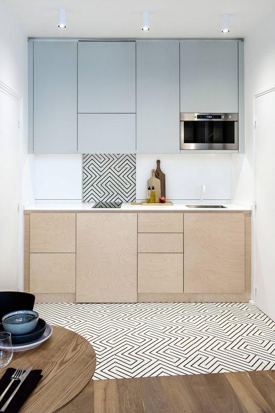 Kleine keuken tips wandkasten