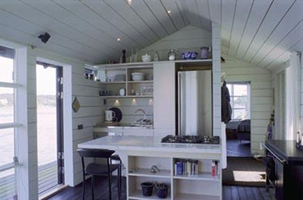 Kleine keuken inrichting - Deco keuken chique platteland ...