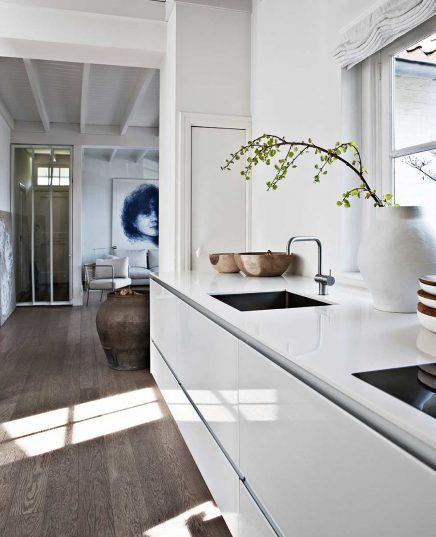 Kleine landelijke villa met scandinavisch modern interieur inrichting - Interieur oud huis ...