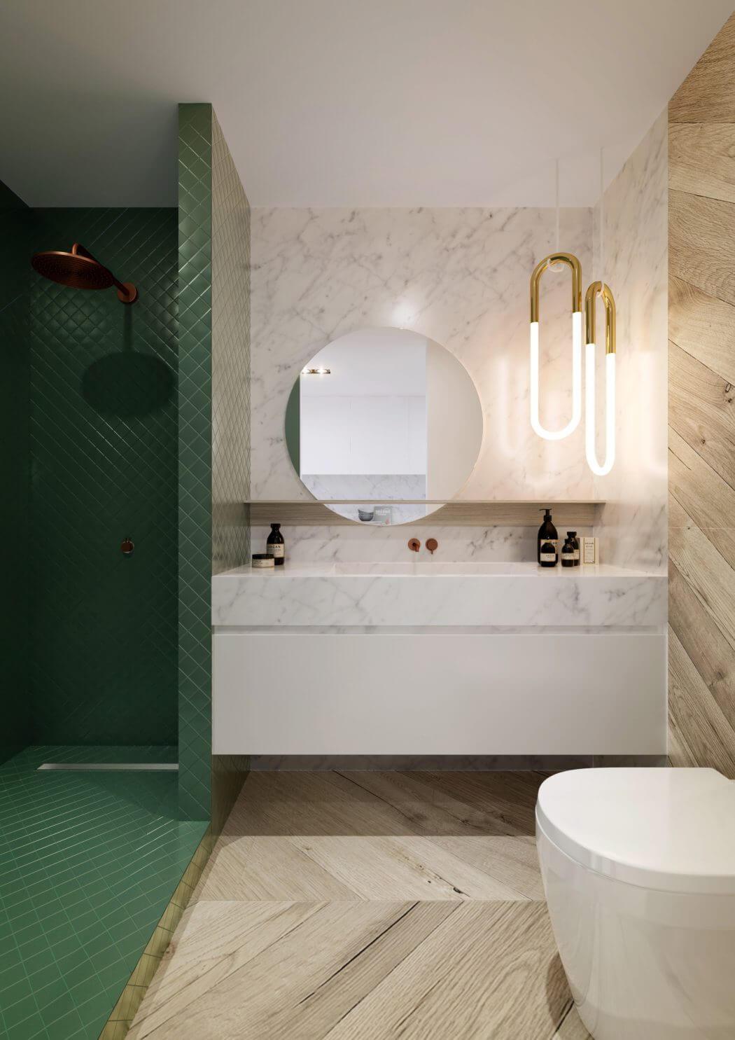 kleine-luxe-badkamer-klein-appartement