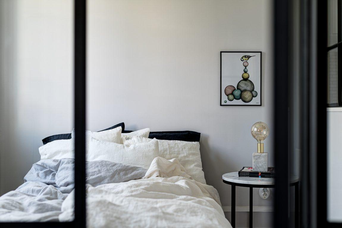 Mooi klein appartement met een vrouwelijk tintje van 37m2   Inrichting huis com