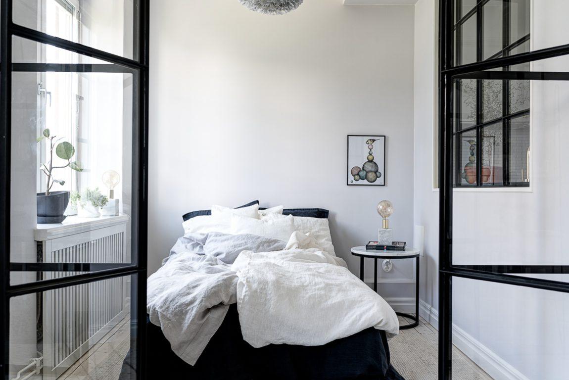kleine-slaapkamer-klein-appartement