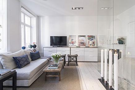 leuk idee voor inrichten van kleine woonkamer | inrichting-huis, Deco ideeën