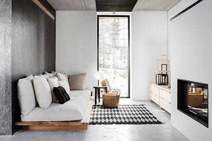 Kleine woonkamer van Maja