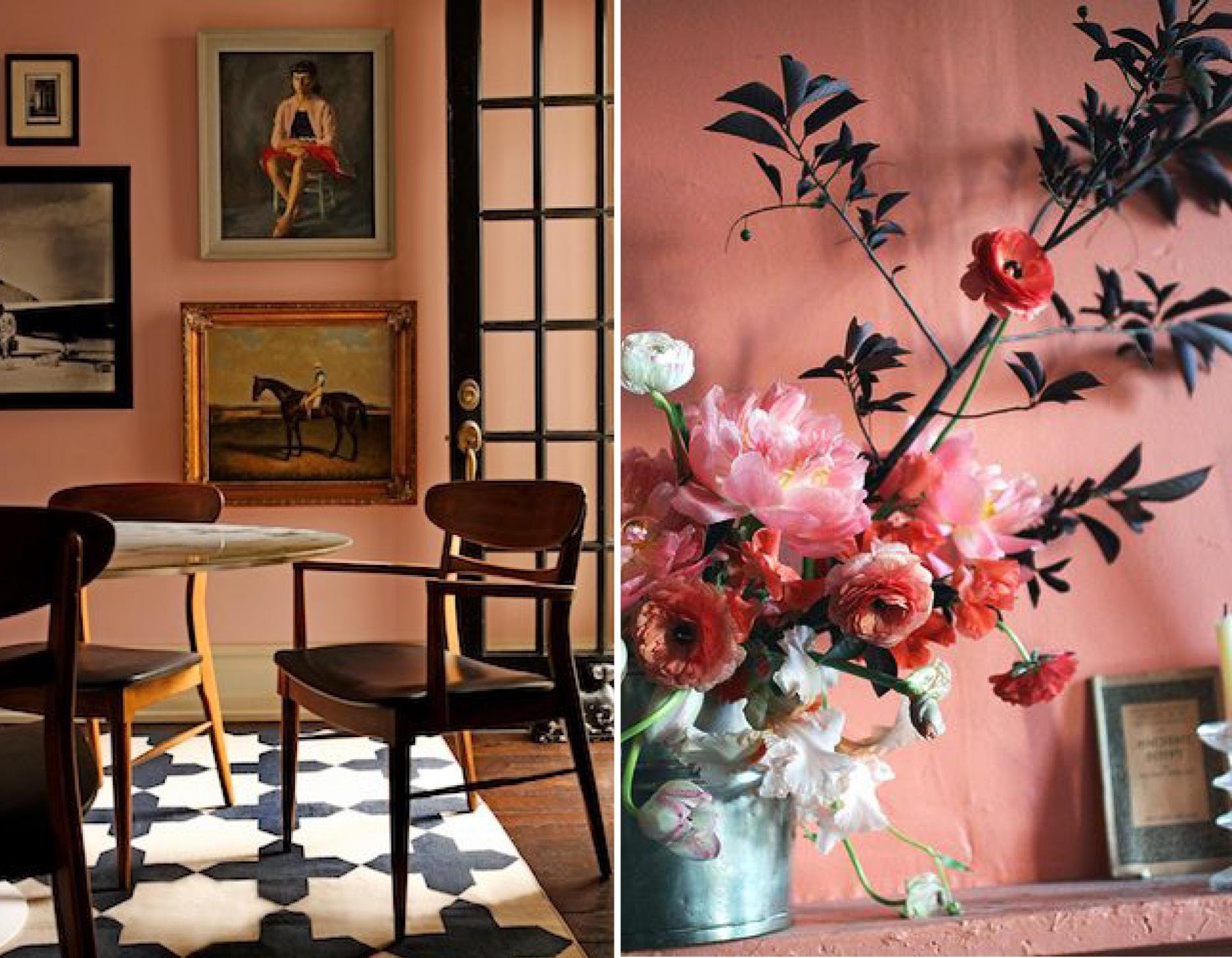 Kleur geeft een kamer karakter inrichting for Kleur moderne volwassen kamer