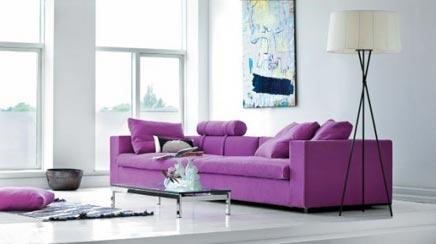 Farbtrends 2010 für die Einrichtung Ihres Wohnzimmers