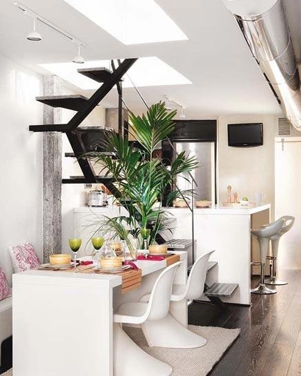 Kleurrijk appartement in Madrid