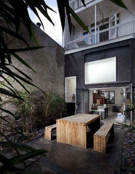 Kluswoning in rotterdam door zecc architecten studio for Woonaccessoires rotterdam