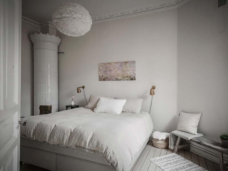 knusse slaapkamer