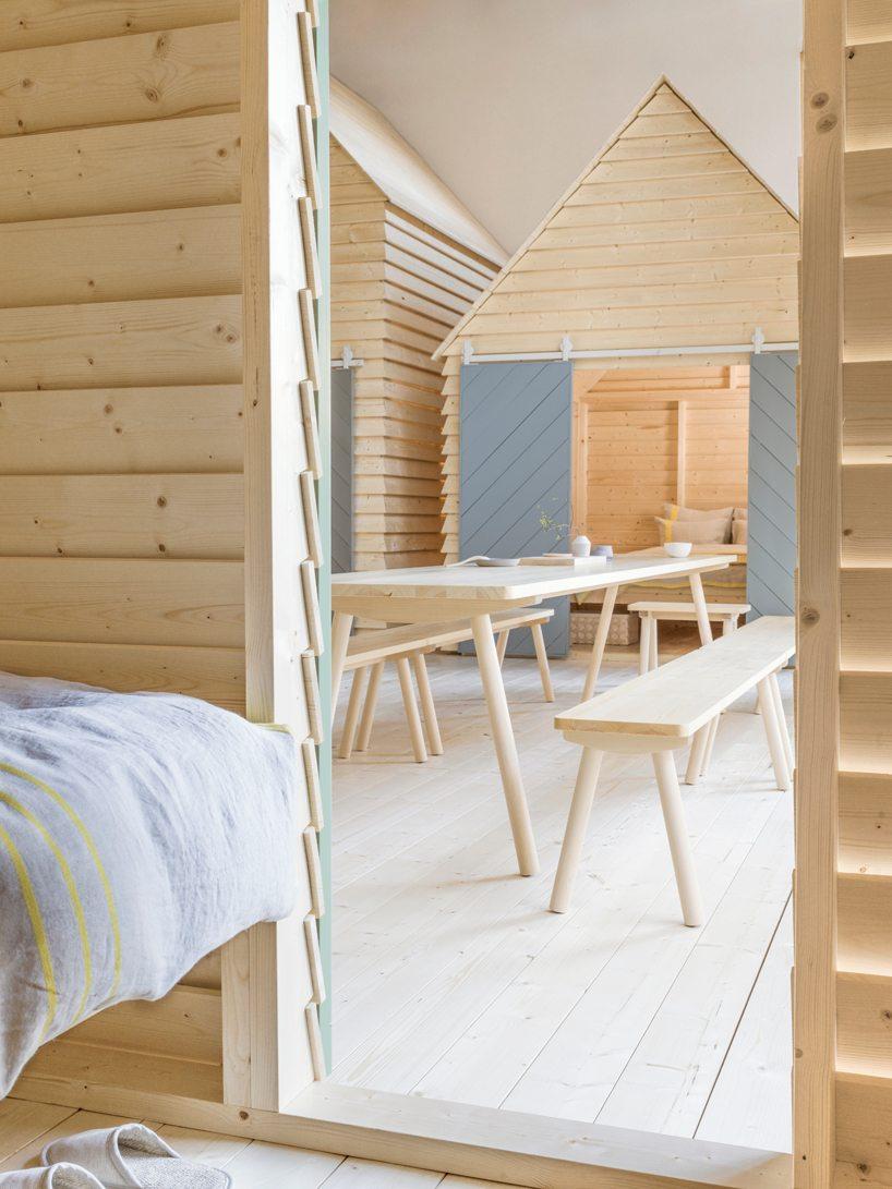 Koti een fins popup designhotel in parijs inrichting for Design hotel juist