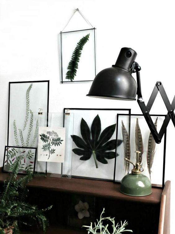 kunst aan de muur inrichting. Black Bedroom Furniture Sets. Home Design Ideas