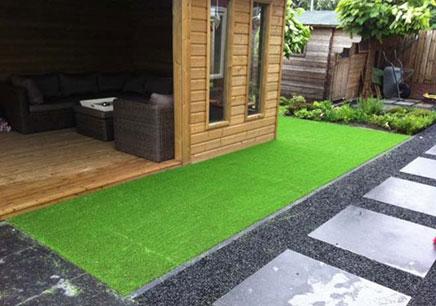 Voordelig je tuin inrichten met een grastapijt van for Tuin inrichten planten