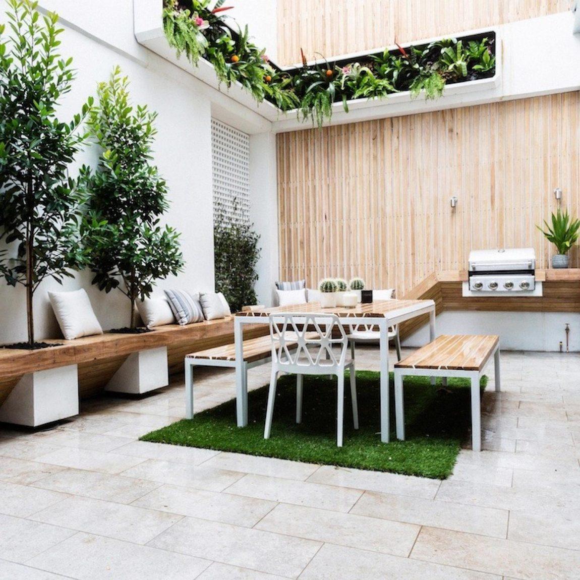 Luxe Comfortabele Patio Tuin Inrichting Huis Com