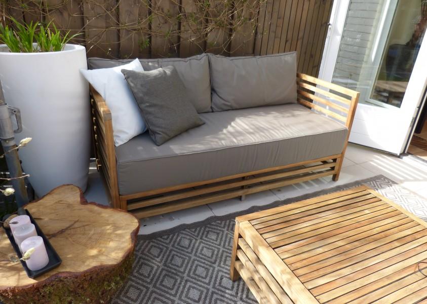 Kiezen van de juiste kussens bij een loungeset   Inrichting huis com
