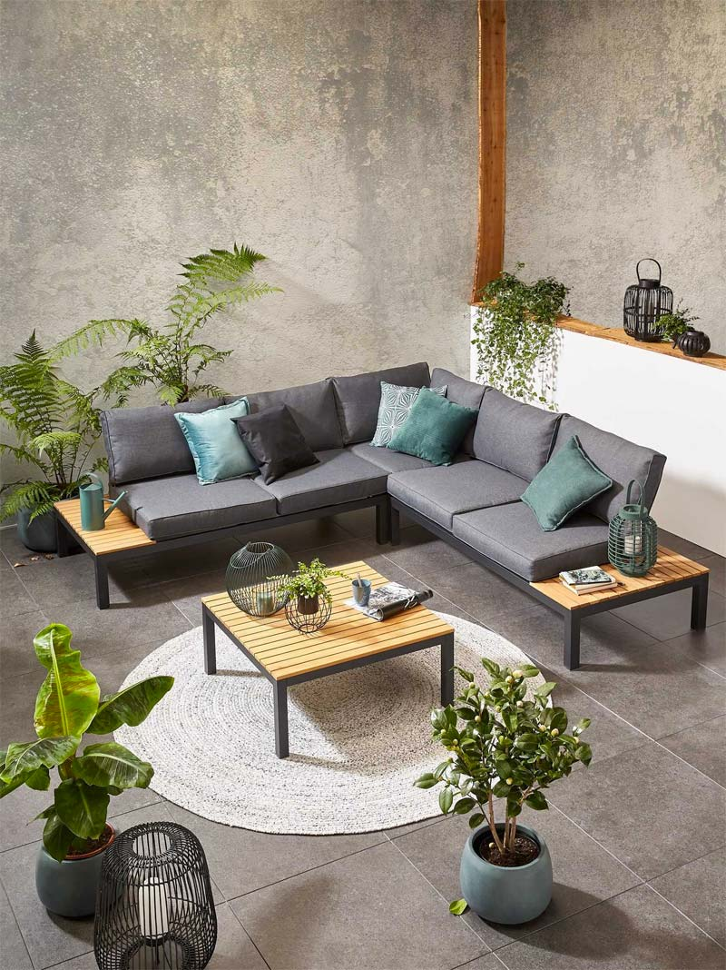 kwantum loungeset modern