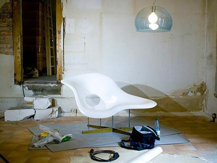 La Chaise van Charles en Ray Eames