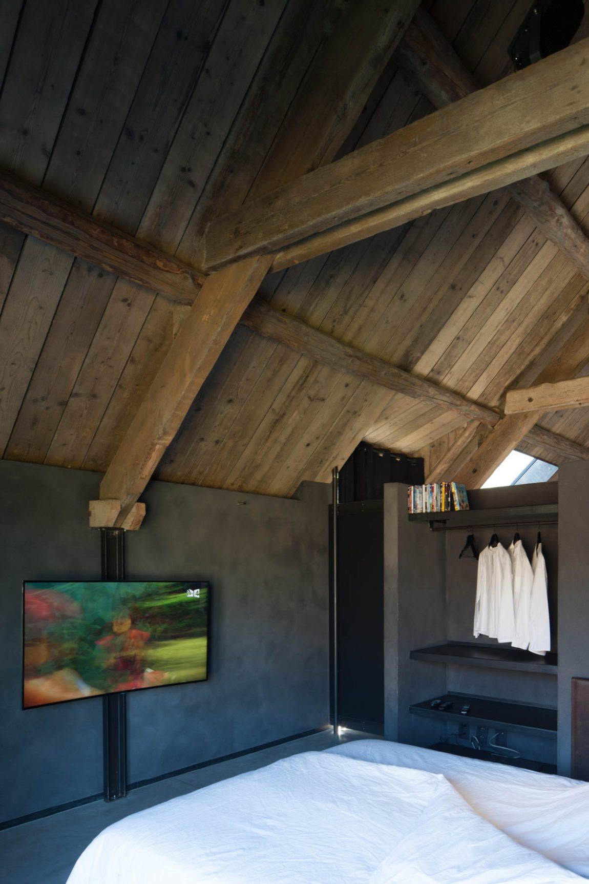 La Micheline, een stoer architectonisch vakantiehuis in de Ardennen
