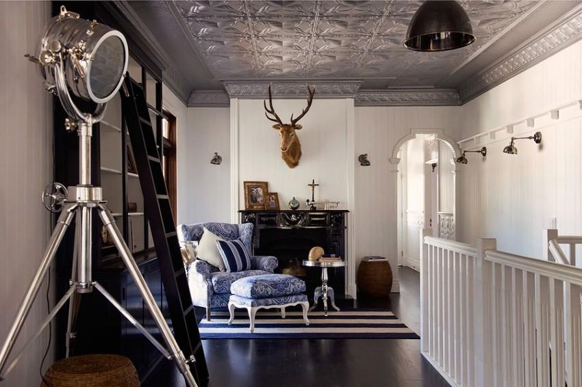 Landelijk klassiek huis uit australië inrichting huis