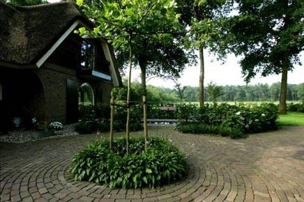 Landelijke Tuin In Veendendaal Inrichting Huis Com