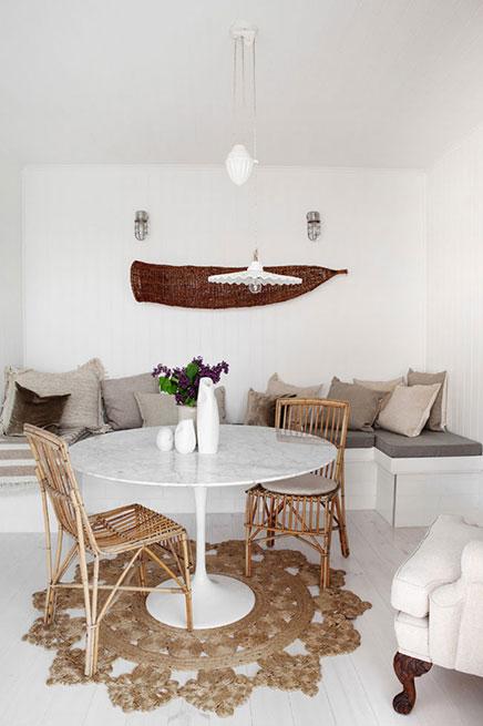 Landelijke woning van stylist Kara Rosenlund