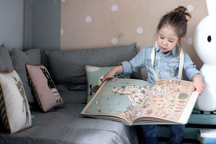 Leeshoek voor de kinderen