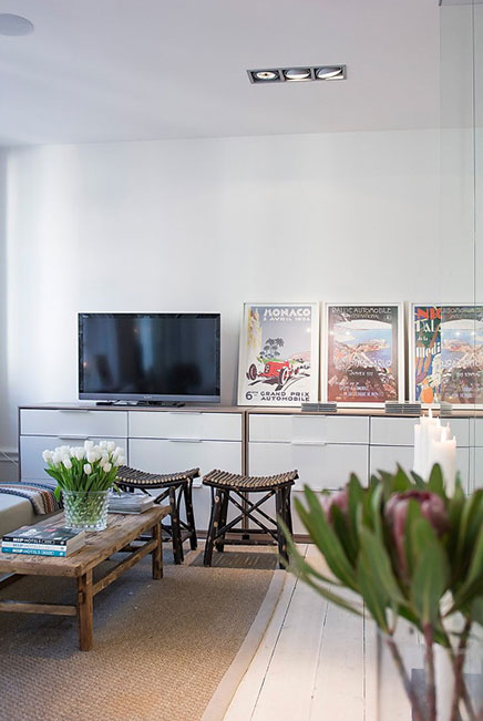 Leuk idee voor inrichten van kleine woonkamer   Inrichting huis com