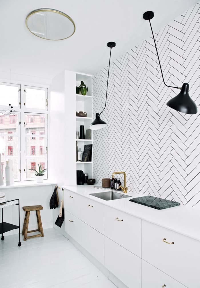 Leuke idee n voor een kleine keuken metamorfose inrichting - Heel mooi ingerichte keuken ...