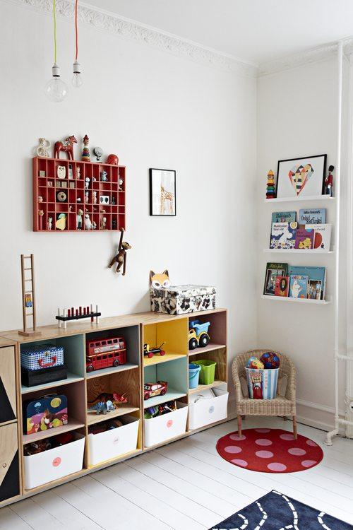 Leuke idee n voor opslag van speelgoed inrichting for Leuke inrichting