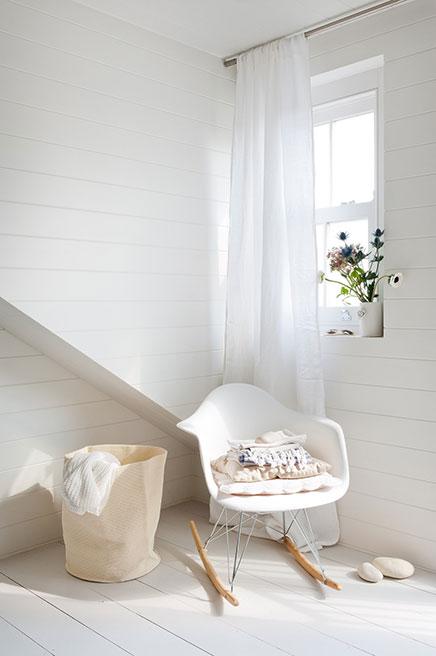 Leuke slaapkamer styling van interieurstylist Heidi Maude