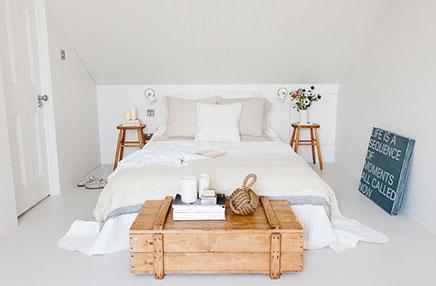 Leuke slaapkamer styling van interieurstylist Heidi Maude ...