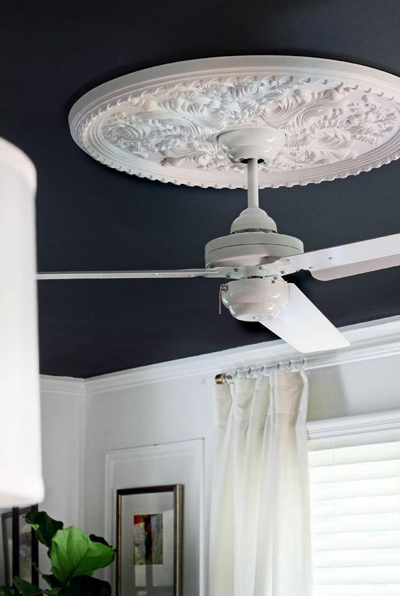 Leuke ventilator in huis