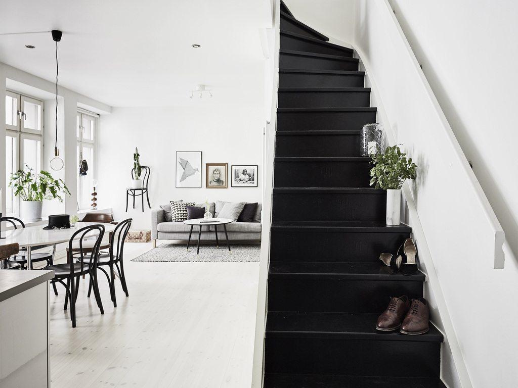 Woonkamer Klein Appartement : Leuke woonkamer van een klein appartement van m inrichting