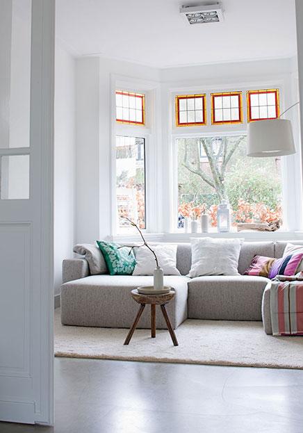 inrichting woonkamer met erker  smeley, Meubels Ideeën