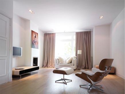 Licht ruimtelijk huis door renovatie inrichting - Huis renovatie ...