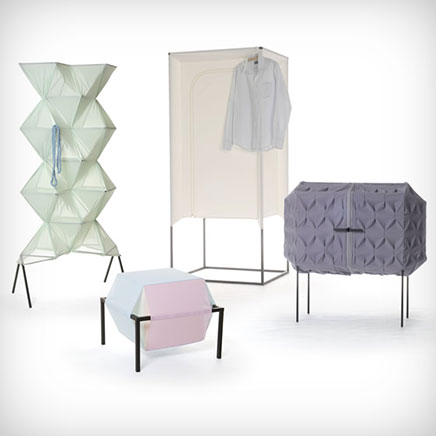 Lichte meubels van Meike Harde