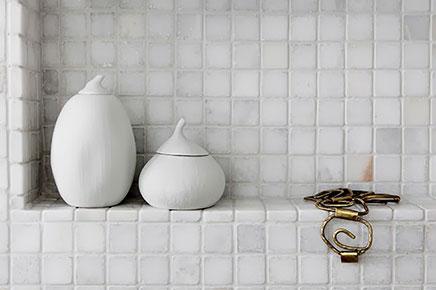 mozaiek badkamer voegen: stappenplan moza eken gereedschap, Badkamer