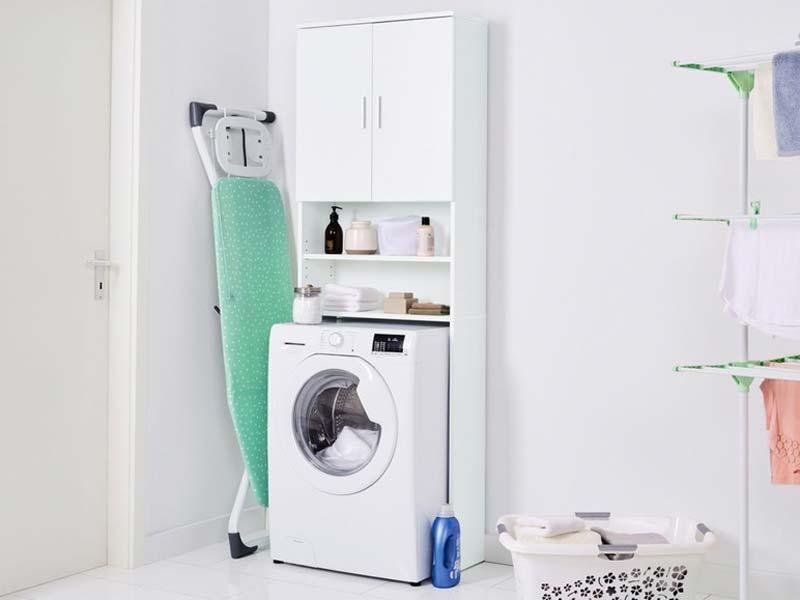lidl wasmachine kast