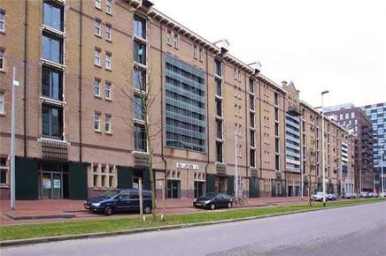 Loft Wohnung Lloydstraat 44 d Rotterdam zum Verkauf